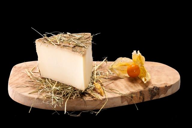 Käse weiße punkte